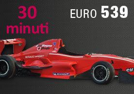 F. Renault 2000 – 30 minuti