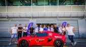 IL TUO SOGNO IN PISTA presso l'autodromo di Monza per la giornata incentive dedicata all'Azienda BAUSTOFF + METALL ITALIA