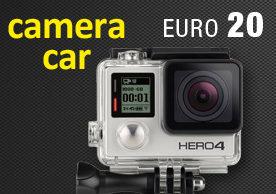 Video Camera car