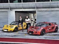 Tantissima affluenza a Monza con le Lotus de IL TUO SOGNO IN PISTA