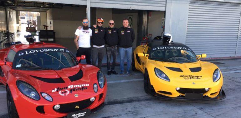 Martedì 1 Maggio le Lotus de IL TUO SOGNO IN PISTA ti aspettano a Monza